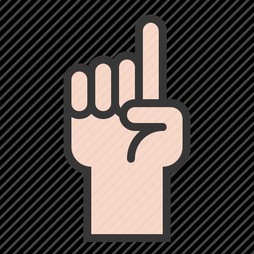 finger, gesture, hand, hand gesture, interaction icon
