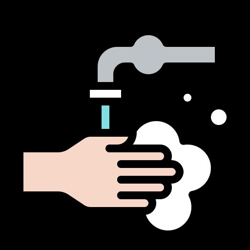 bubble, clean, coronavirus, hand, handwashing, hygiene, wash icon