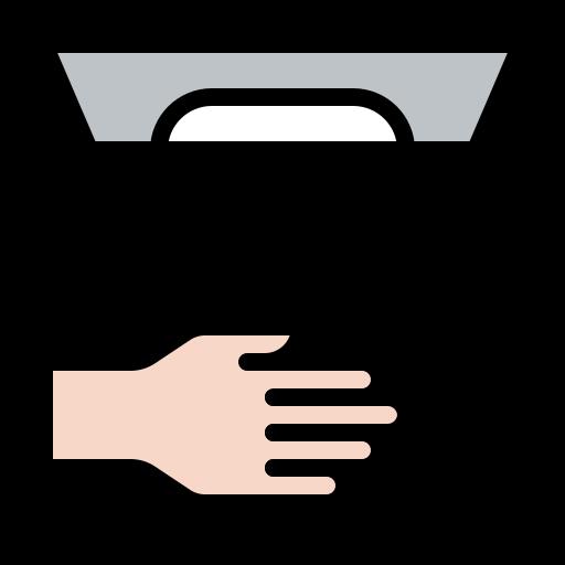 drying, hand, hand dryers, handwashing, hygiene icon