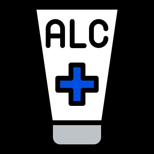 alcohol, corona, coronavirus, disinfectant, hygiene, sanitizer, tube icon