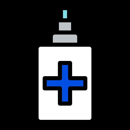 alcohol, bottle, coronavirus, covid19, disinfectant, hygiene, sanitizer icon