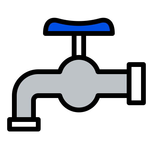 Faucet, hygiene, spigot, valve, water icon - Free download