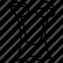 avatar, emotion, snail icon