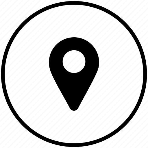 geo, location, navigation, place, pointer icon