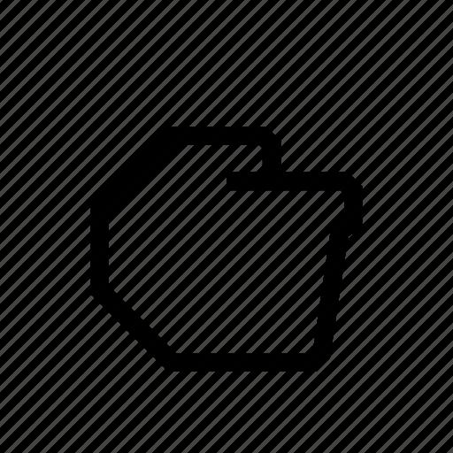 Fist, grip, hand, stone icon - Download on Iconfinder