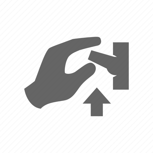 hand, human, manipulate, move, shift, swotch icon