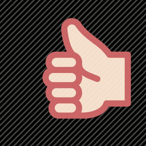 finger, gesture, good, hand, like, ok, thumb icon