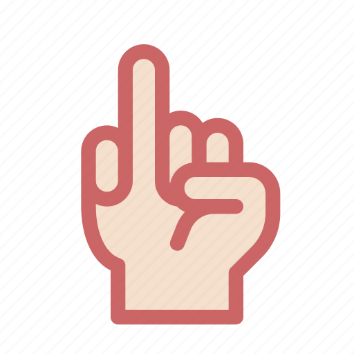 finger, gesture, hand, love, one, promise, ring icon