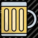 beer, drink, alcohol, glass, beverage, juice