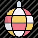 disco ball, disco, disco light, party, decoration, party ball, dance ball