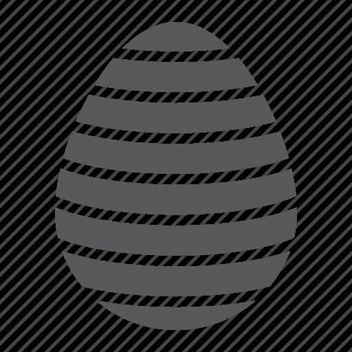 Celebration, decoration, easter, egg, food, holiday icon - Download on Iconfinder
