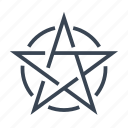 satanism, pentagram, symbol, evil, sign
