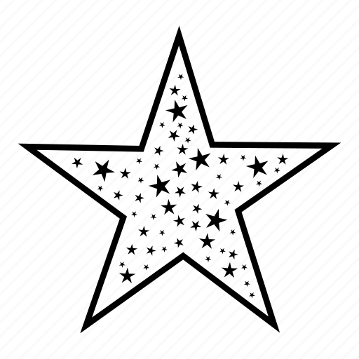 achievement, award, embedded, independence day, poster, star, stars icon