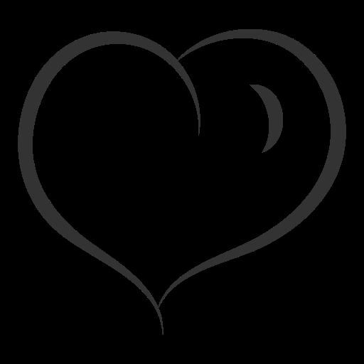 heart, love, romance, romantic, valentines, wedding icon