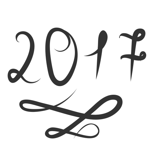 christmas, happy, new, new2017, year, year2017 icon