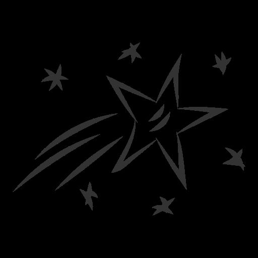 christmas, decoration, dream, shooting, star, winter, xmas icon