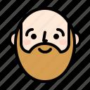 avatar, face, guy, happy