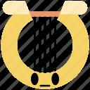 harp, music, sound, instrument