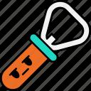 bottle, opener, drink, equipment, tool