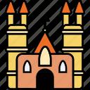 cathedral, church, christian, religion, landmark, building