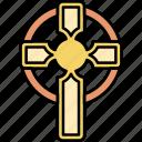 cross, christian, religion, church
