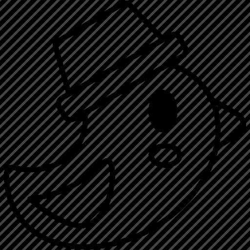 Bird, animal, nature, hat icon - Download on Iconfinder
