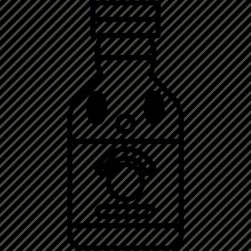 Whiskey, bottle, drink, alcohol, beverage icon - Download on Iconfinder