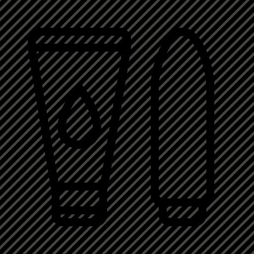 dildo, kit, lubricant, set icon