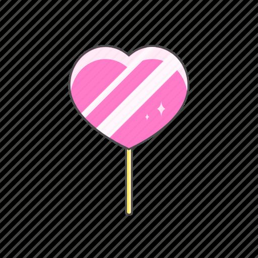 candy, love, treat, valentine day, valentine day gift icon