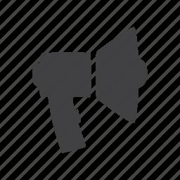 glyphs, megaphone, ui icon