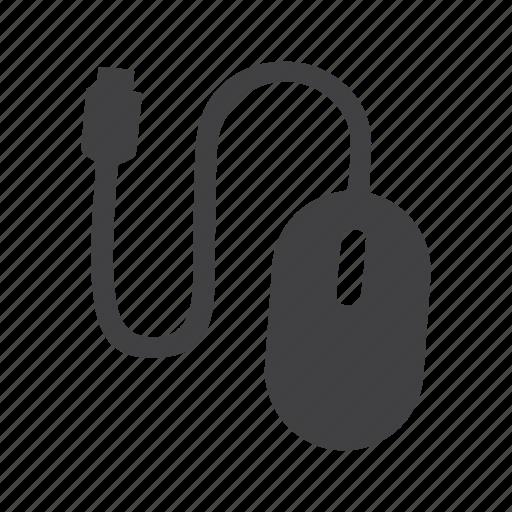 glyphs, mouse, ui icon