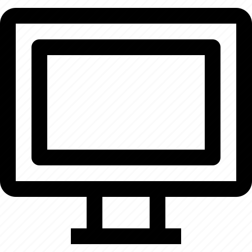 device, monitor icon