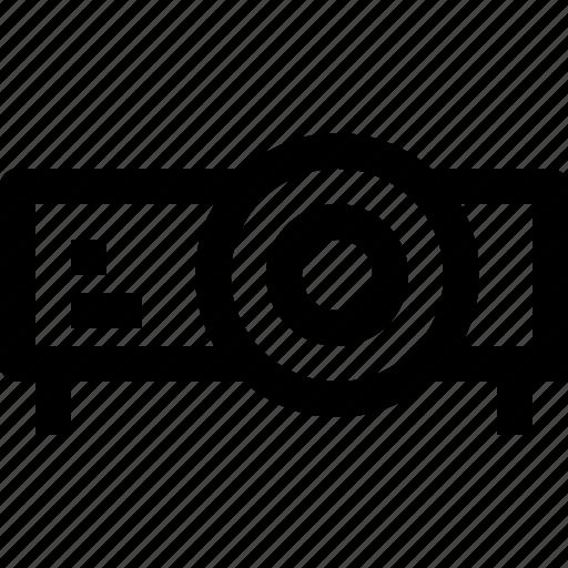 device, projector icon