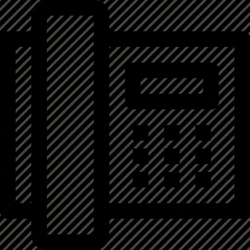 device, telephone icon