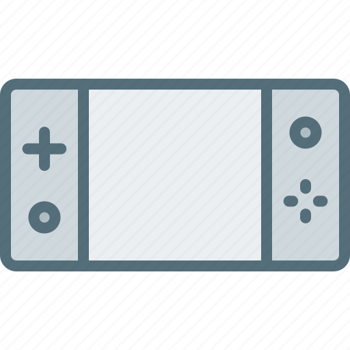 device, gadget, hardware, psp, tech icon