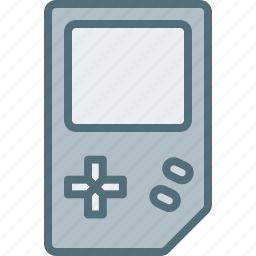 device, gadget, gameboy, hardware, tech icon