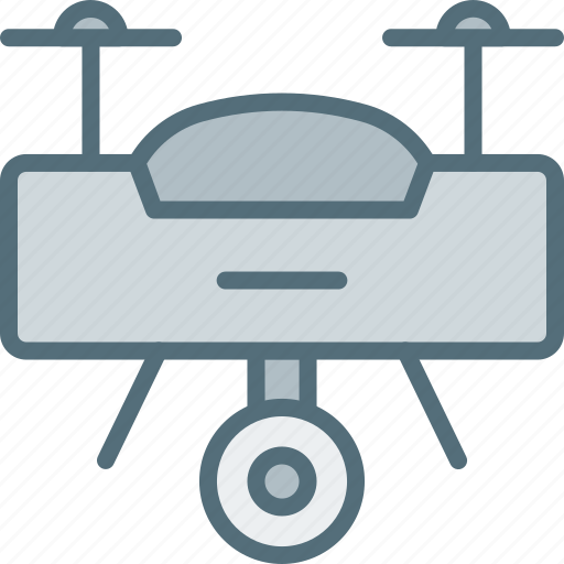 device, drone, gadget, hardware, tech icon