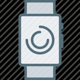 apple, device, gadget, hardware, tech, watch icon
