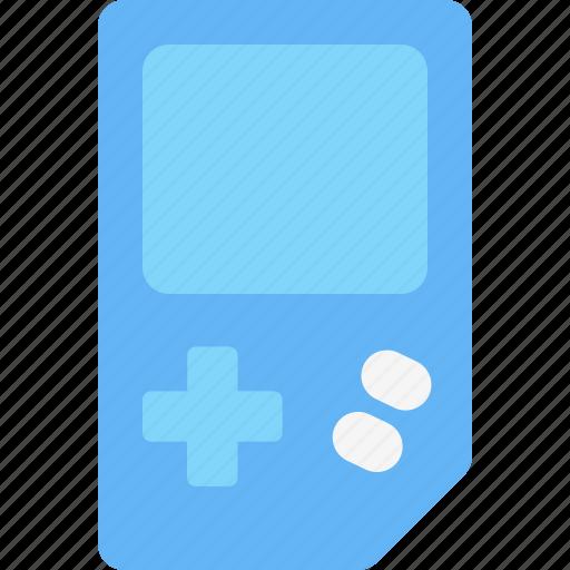 device, gadget, gameboy, hardware, tech icon