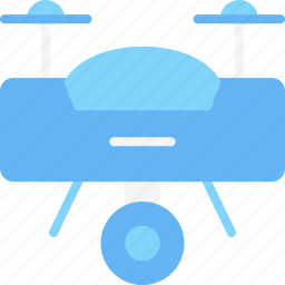 device, drone, gadget, hardware, tech icon