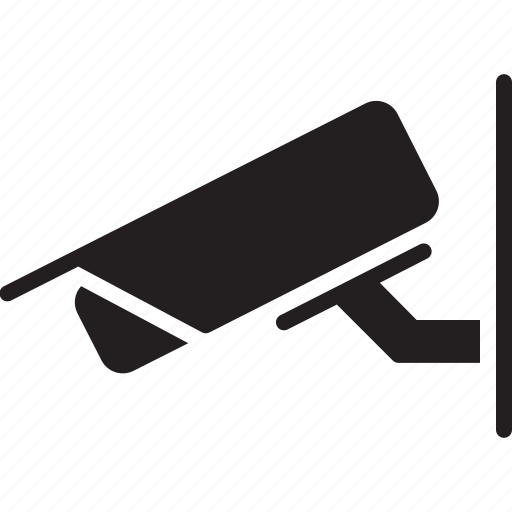 cctv, device, gadget, hardware, tech icon