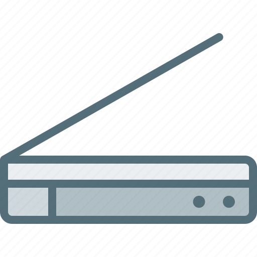 computer, device, electronic, hardware, scanner, tech icon