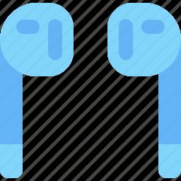 computer, device, earphone, electronic, hardware, tech icon