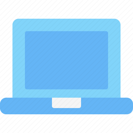 computer, device, electronic, hardware, macbook, tech icon
