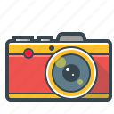 appliances, camera, device, digital, electronics, photo icon