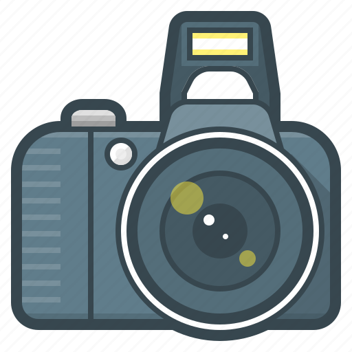 appliances, camera, device, digital, photo, photography icon