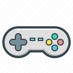 control, device, electronics, gaming, joystick icon
