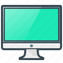 computer, computers, display, monitor, pc, screen icon