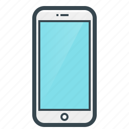 apple, device, iphone, mobilephone, phone, smartphone, telephone icon