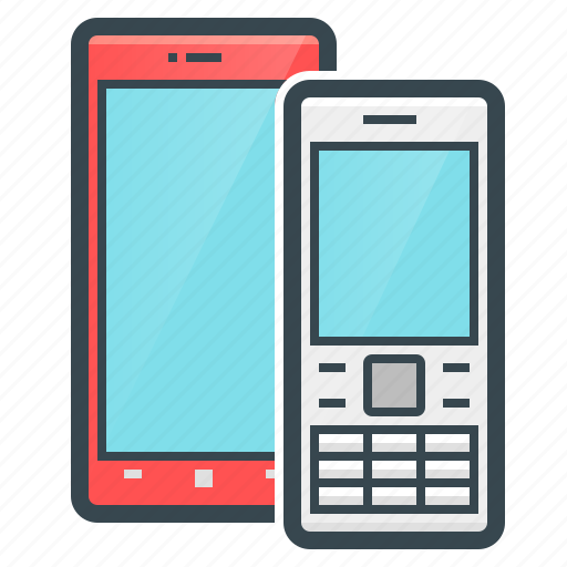 devices, mobile, mobilephone, phones, telephone icon